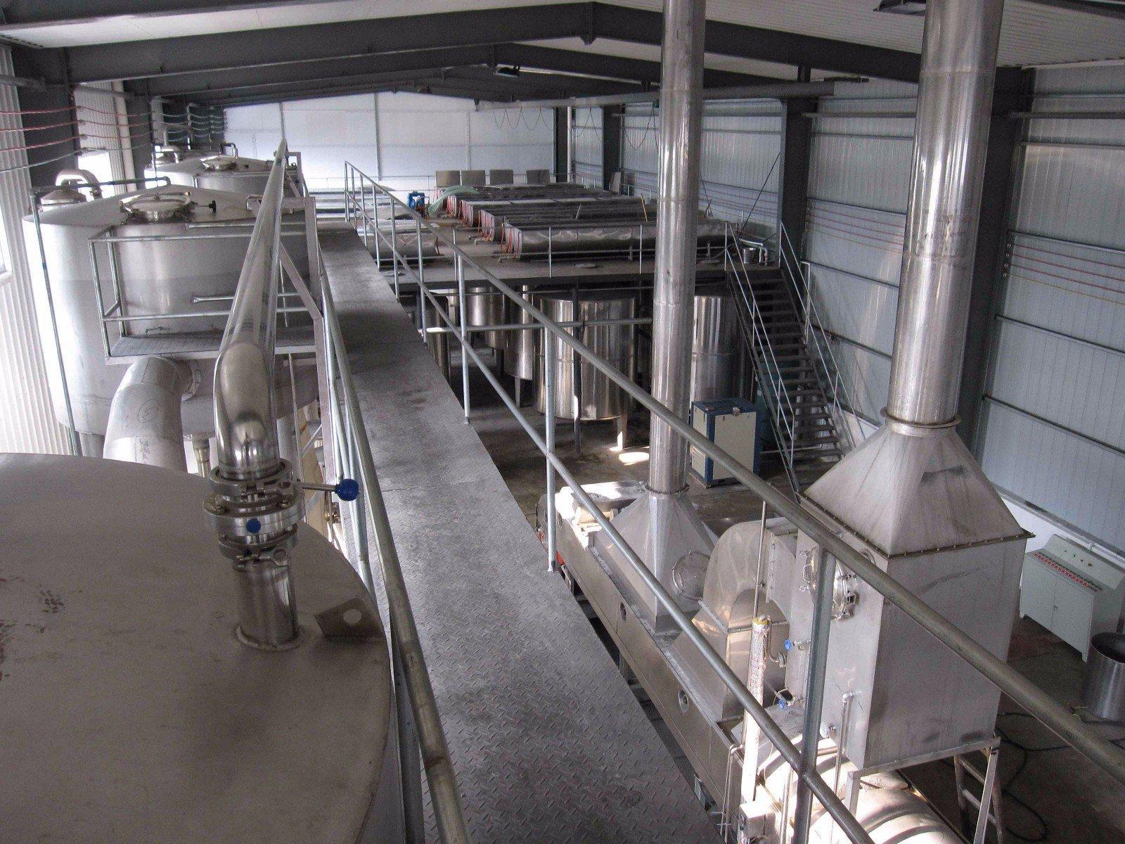 潛信達釀酒生產配套設備