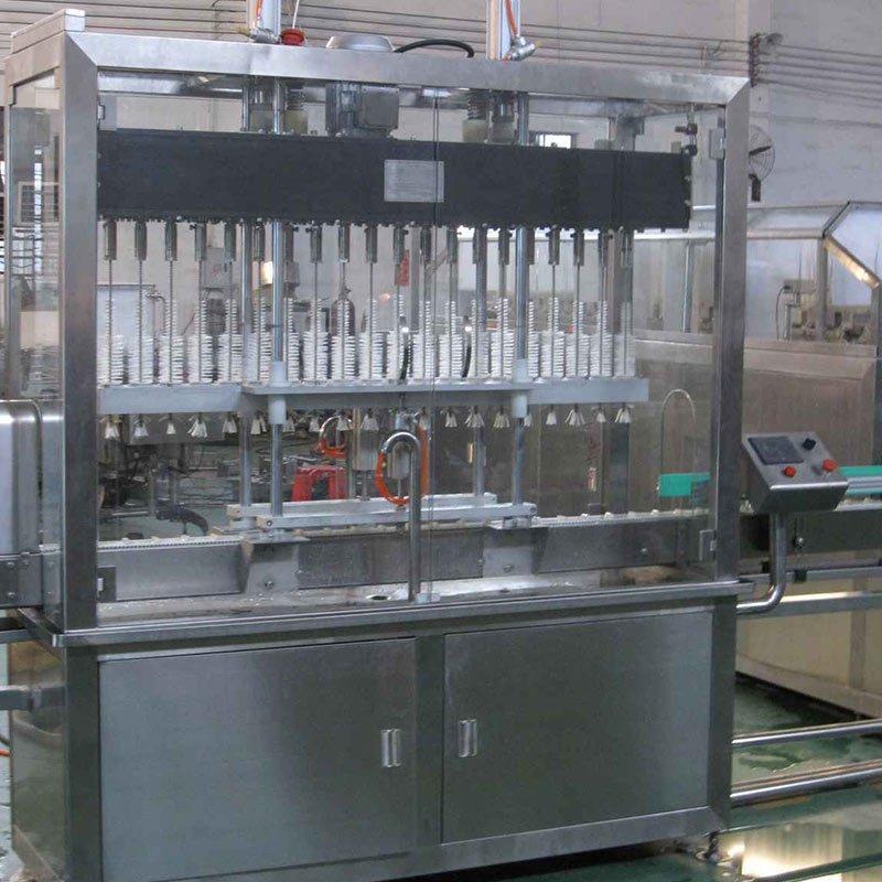 自动刷瓶机