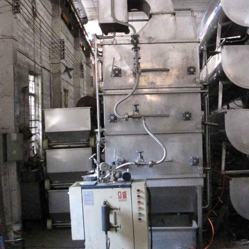 立式蒸煮机