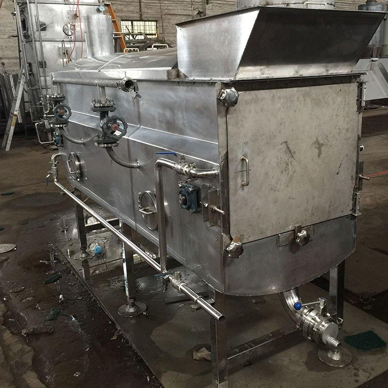 小型卧式蒸煮机